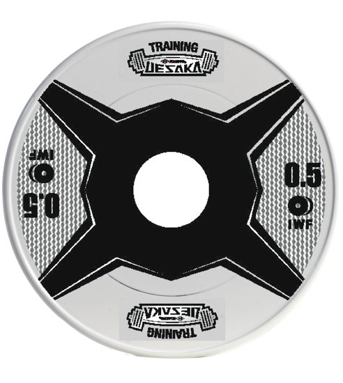 Picture of .05 Kg Training Change Plates Pair