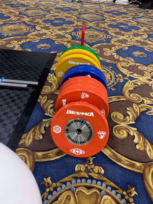 """Picture of USED - """"Royal Flush"""" Vegas Competition Bumper Set"""