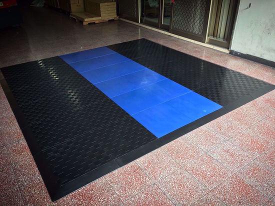 Picture of Uesaka Tile System Platform