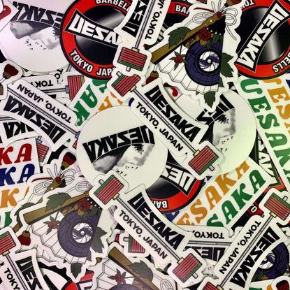 Picture of Uesaka Sticker Pack