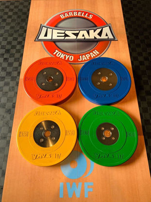 Picture of Uesaka D-Warrior Bumpers