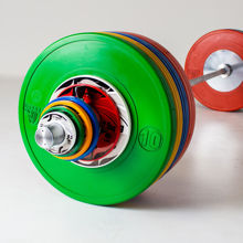 Picture of 140kg Colored Training Bumper Set